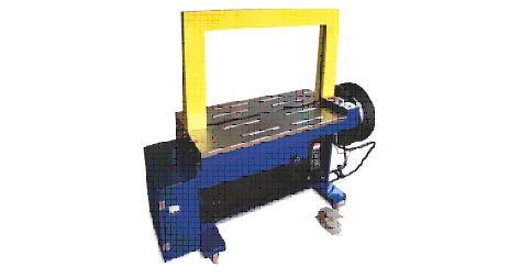 Fully Automatic Strapping Machine (DBA 200)