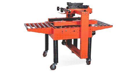 Semi Automatic Carton Taping Machine (MH-MA)