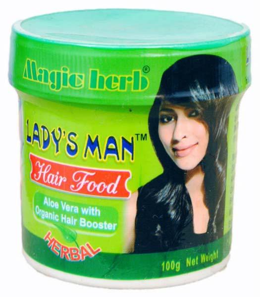Organic Hair Booster