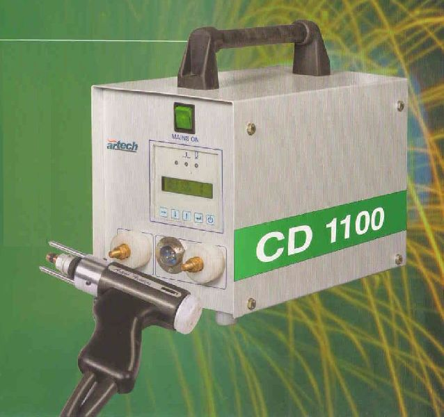 CD 1100 Capacitor Discharge Stud Welder