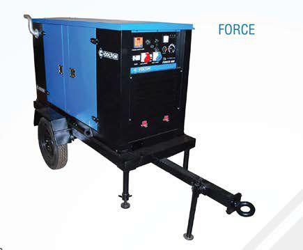 Force Diesel Welding Generator