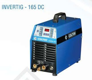 Invertig 165 DC Tungsten Inert Gas Welding Machine