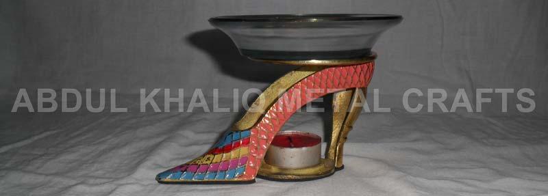 Brass Oil Burner (AKM-2550)