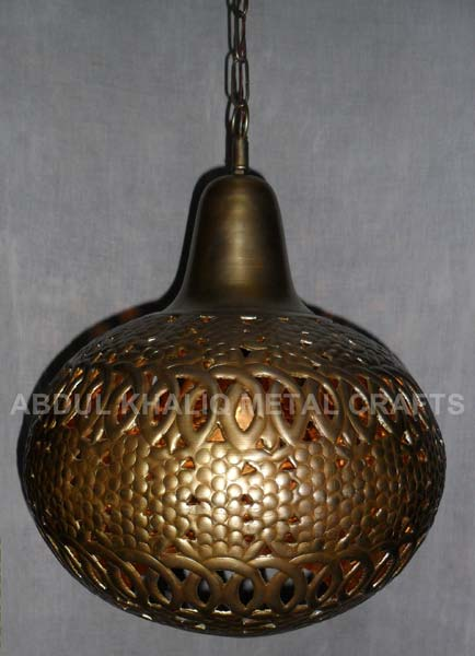 Iron Hanging Lamp (AKM-1880)