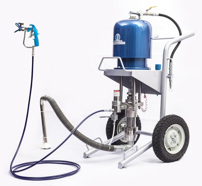 Airless Spray Painting Equipment Model No C631
