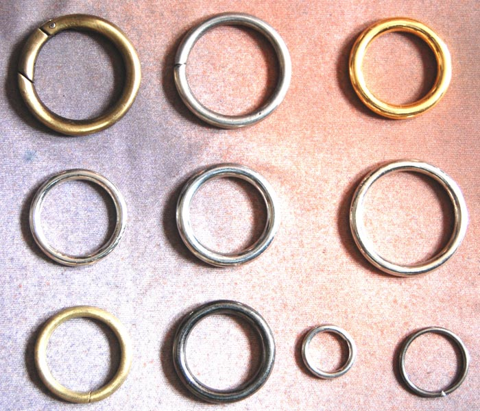 effect filters metal rings