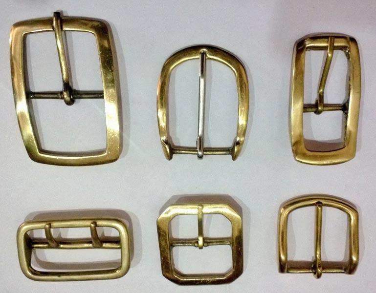 Solid Brass Belt Buckles