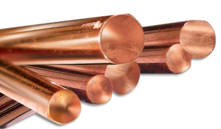 Copper Rods