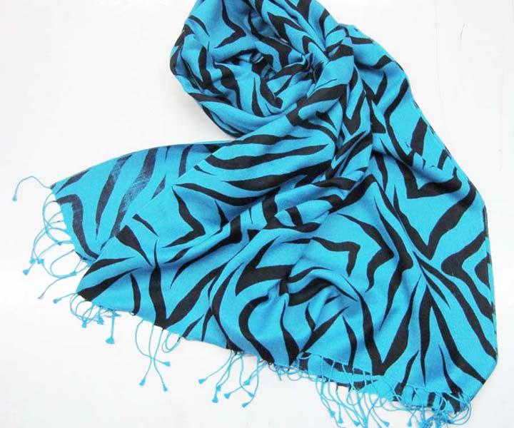 Silk Pashmina Printed Shawls