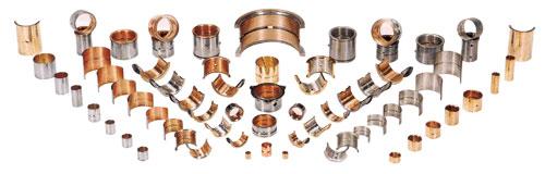 Engine Bearing & Bushes