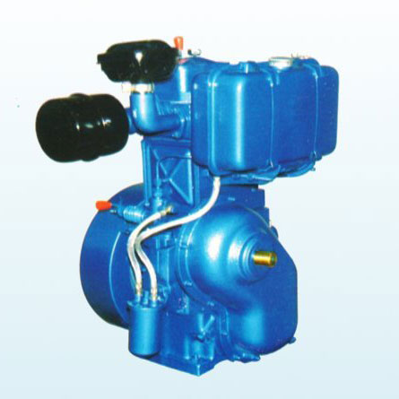 High Speed Single Cylinder Water Cooled Diesel Engine
