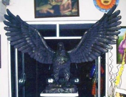 Eagle Sculptures