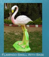 Item Code : SI-08 Flamingo Small with Base