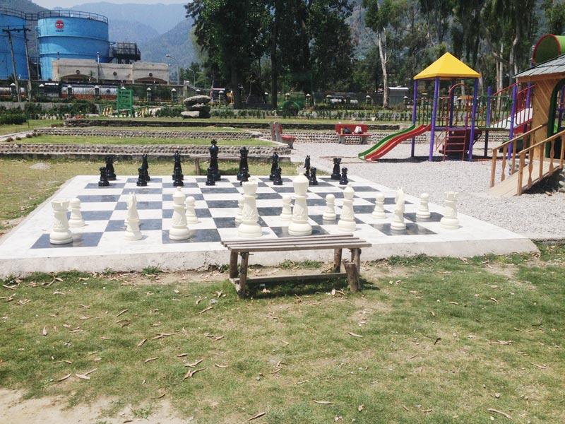 Open Ground Chess