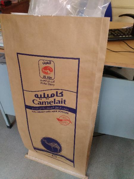 Laminated Gusseted Bags