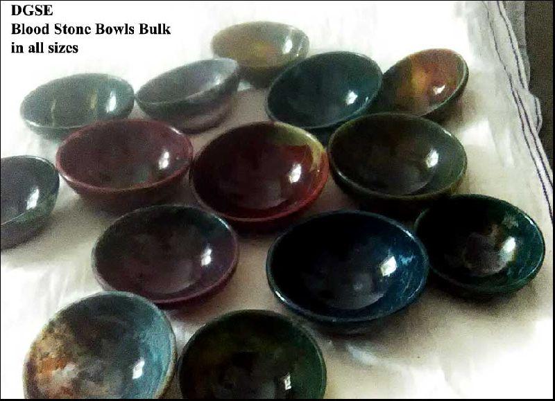 Blood Stone Bowls