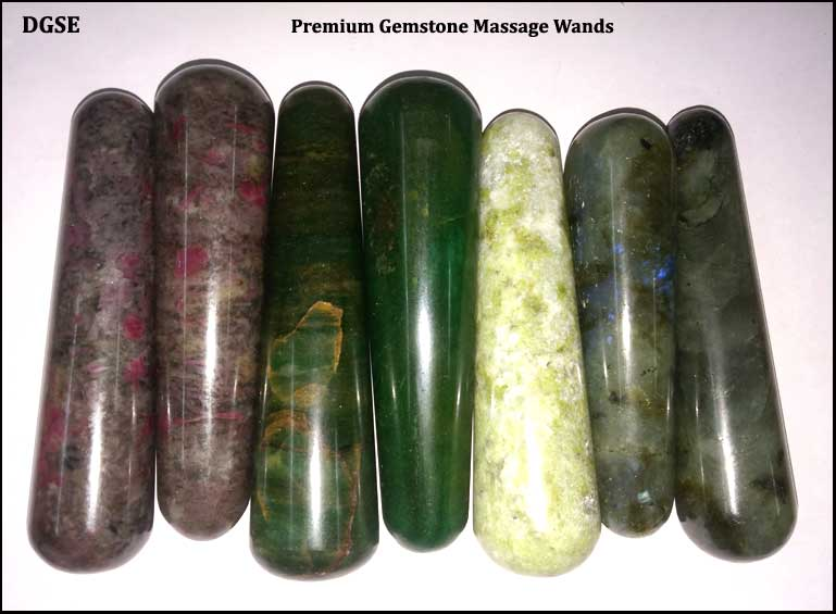 Gemstone Massage Wands 02