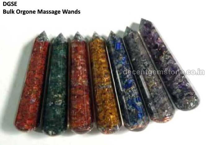 Orgone Massage Wands