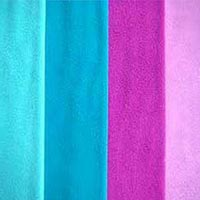 Colored Fleece Wipers