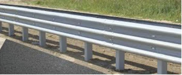 Highway Guard Rail 02