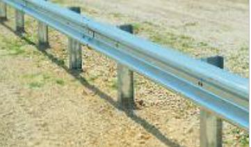 W Metal Beam Crash Barrier