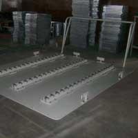 Steel Trolley (SVT - ST - 001)