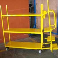 Steel Trolley (SVT - ST - 002)
