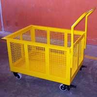 Steel Trolley (SVT - ST - 003)