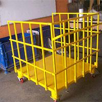 Steel Trolley (SVT - ST - 007)