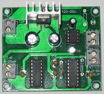 Current-to-Voltage Converters