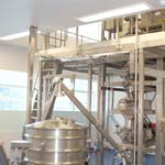 Stainless Steel Pilot Plant