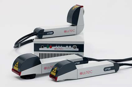 ALLTEC Laser Marking Machine (LF100/LF200)