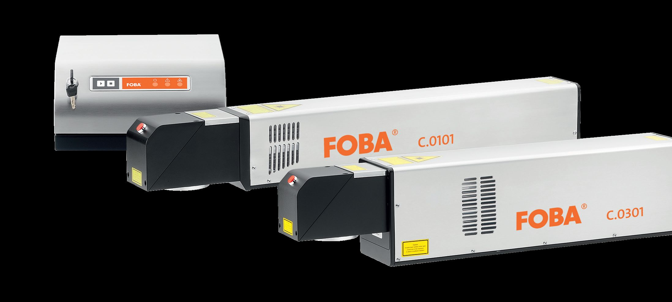 FOBA Laser Marking Machine (C.0101/C.0301)