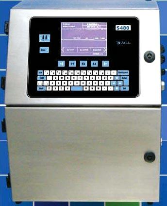 Industrial Inkjet Printers