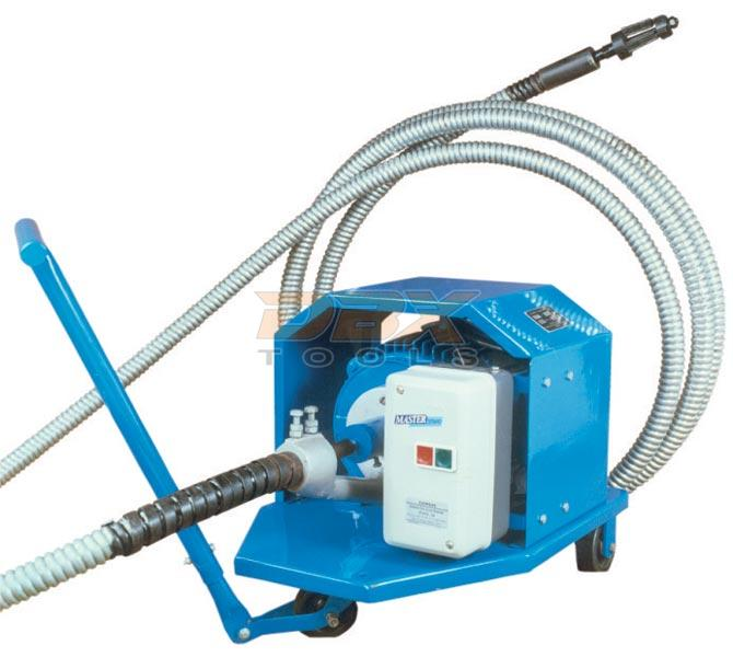 Enclosed Sugar Mill Tube Cleaner