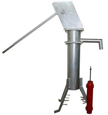 India Mark-II Hand Pump