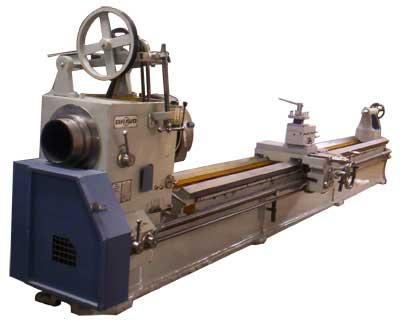 Big Dia Pipe Threading Lathe Machine