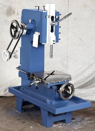 Slotter Machine (V- Belt Geared)