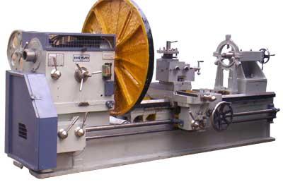 Wheel Turning Lathe Machine