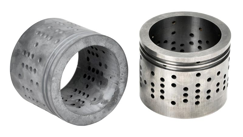 Tungsten Carbide Flow Cage