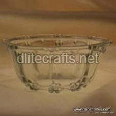 Clear Glass Bowl