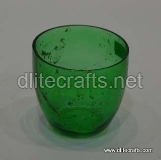 Glass Color Votives