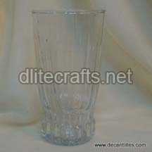 Glass Drinking Tumblers