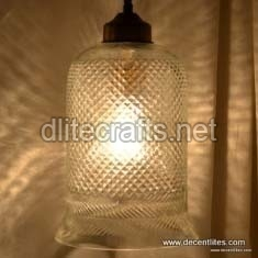 Glass Hanging And Pendants Lights