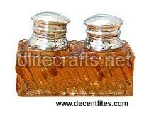 Glass Ink Pot