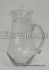 Glass Jug & Pitchers