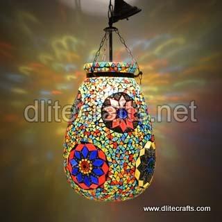 Glass Moasaic Hanging