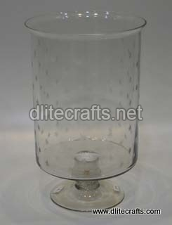 Glass  Votive ,Hurricane