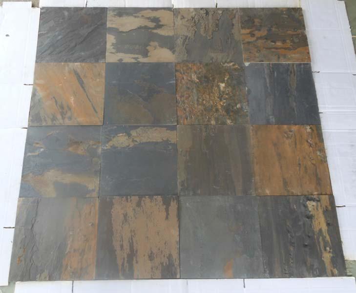 Vijaya Gold Slate Stone