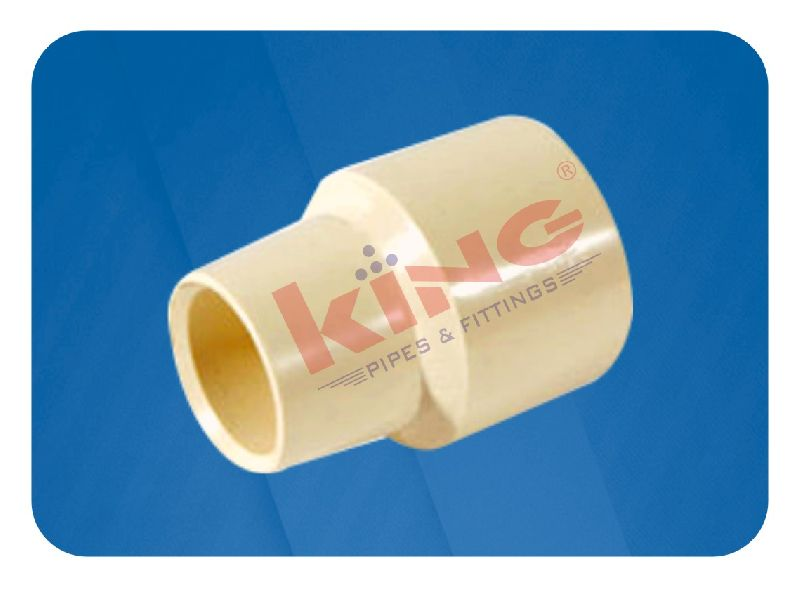CPVC Red Sleeve Reducer